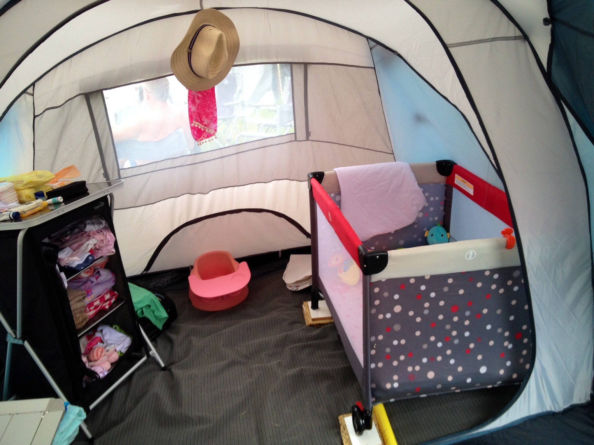Camping With A Baby A Travel Mad Mum S Top Tips