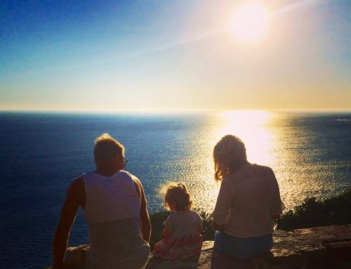 48 hours in Cape Town with a toddler