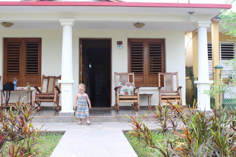 Casa Renee and Tatee in Vinales