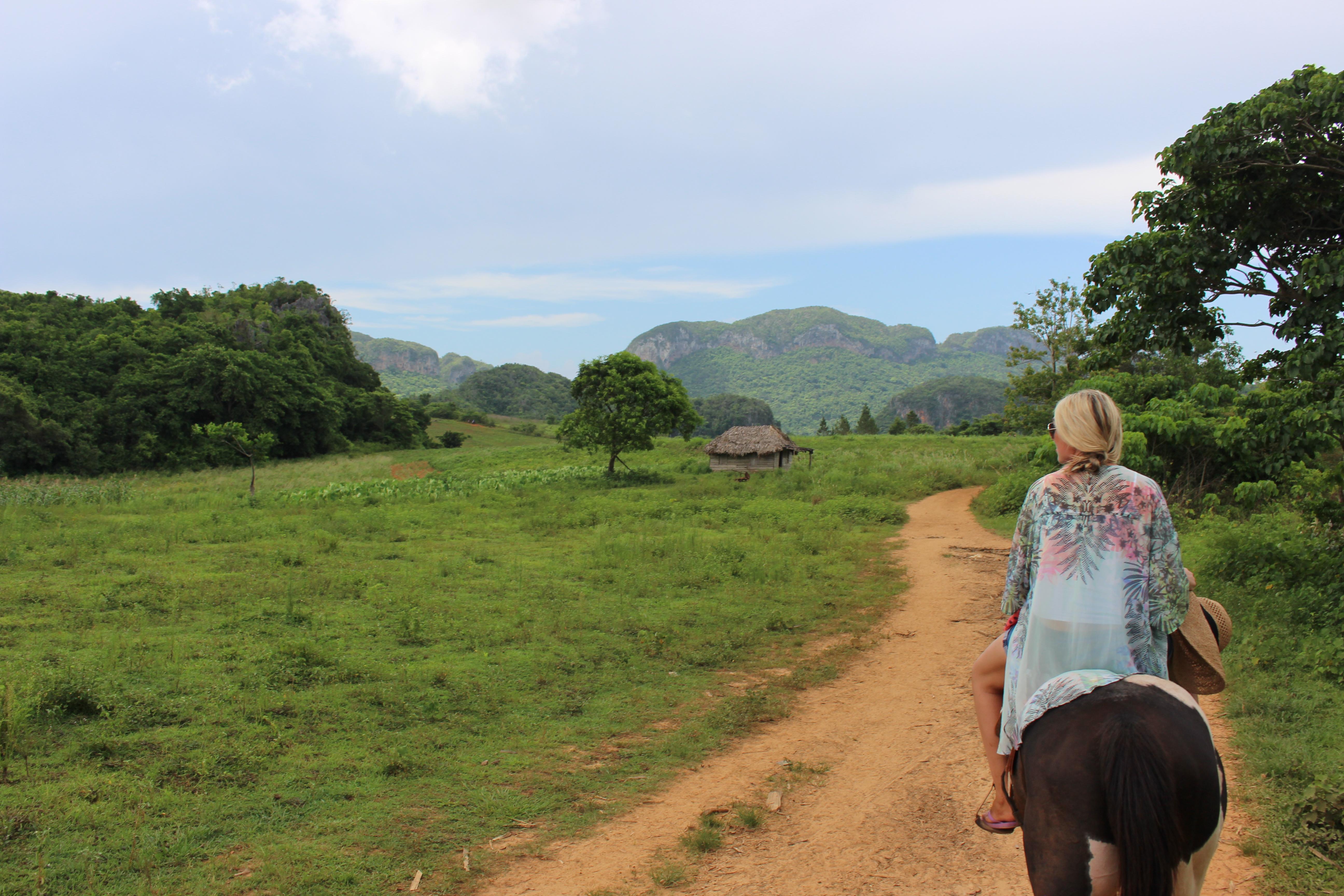 Vinales horse riding tour 2