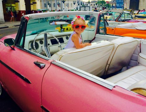 Travelling Cuba as a family