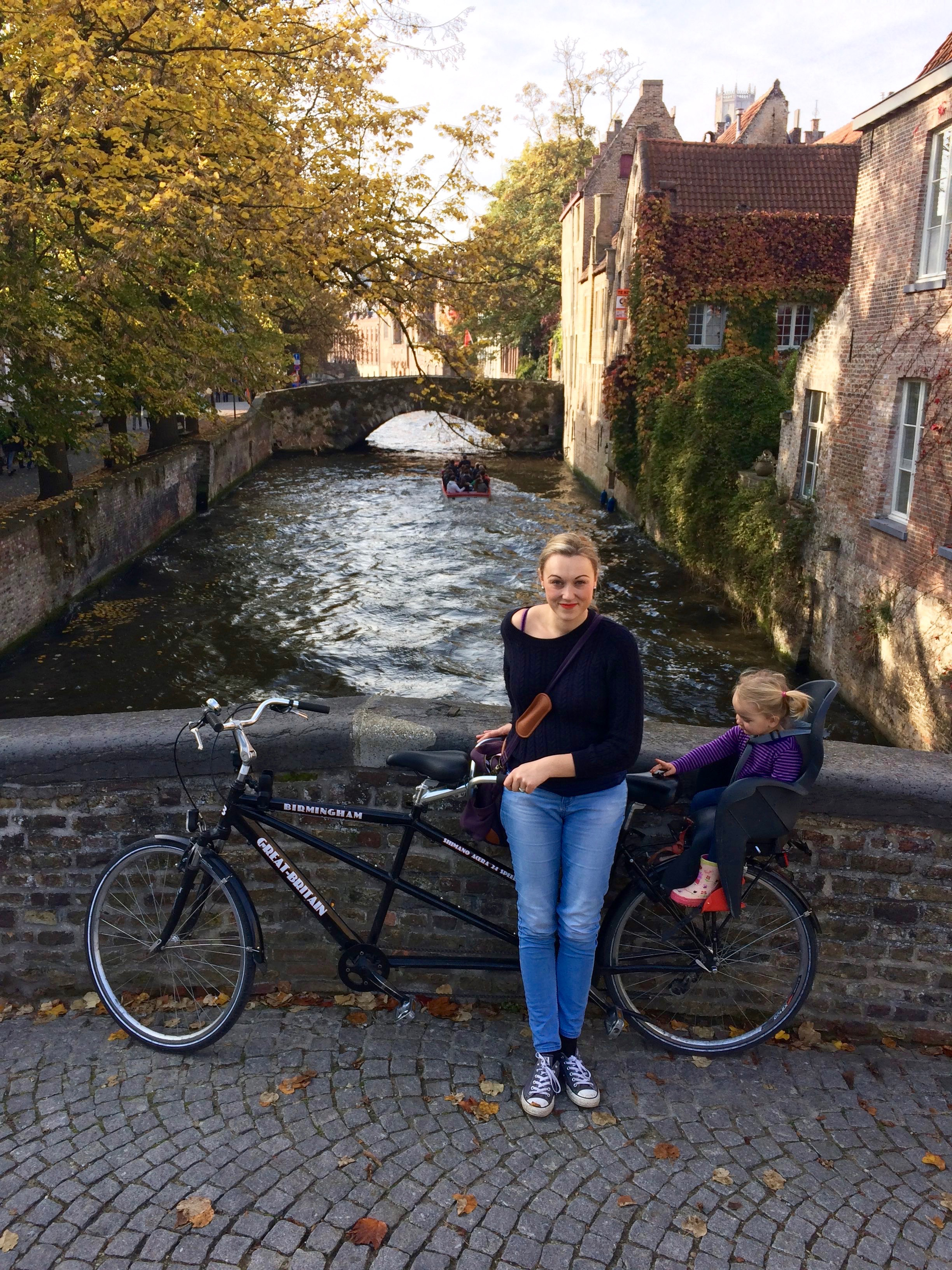 travelling in Belgium with kids