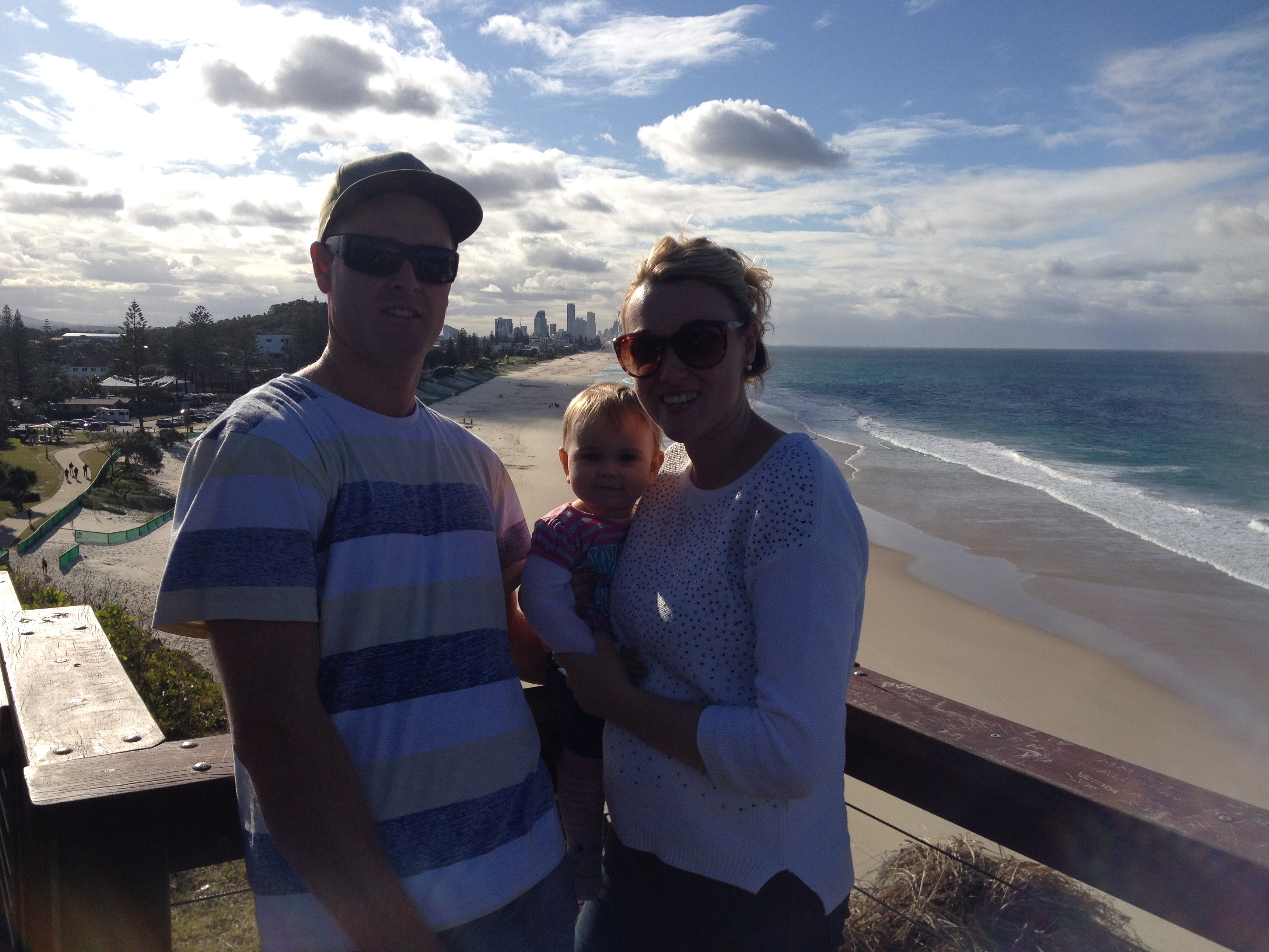 Brisbane with a baby