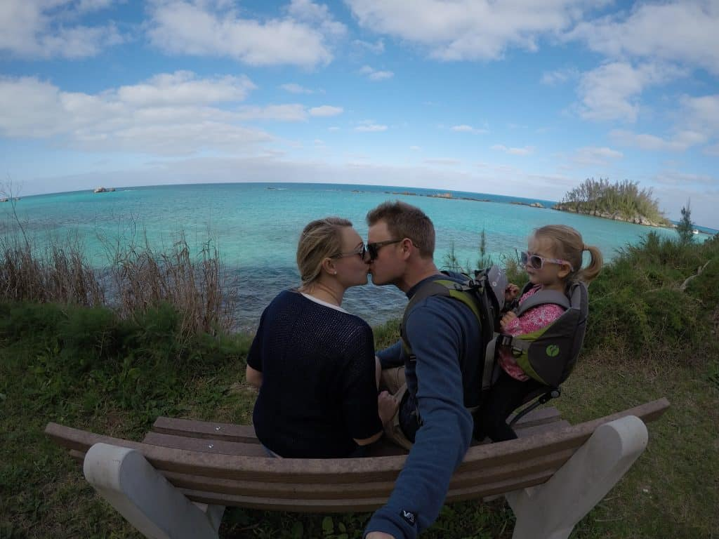 Bermuda for family travel