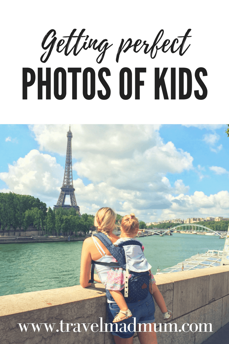 getting the perfect photo of kids