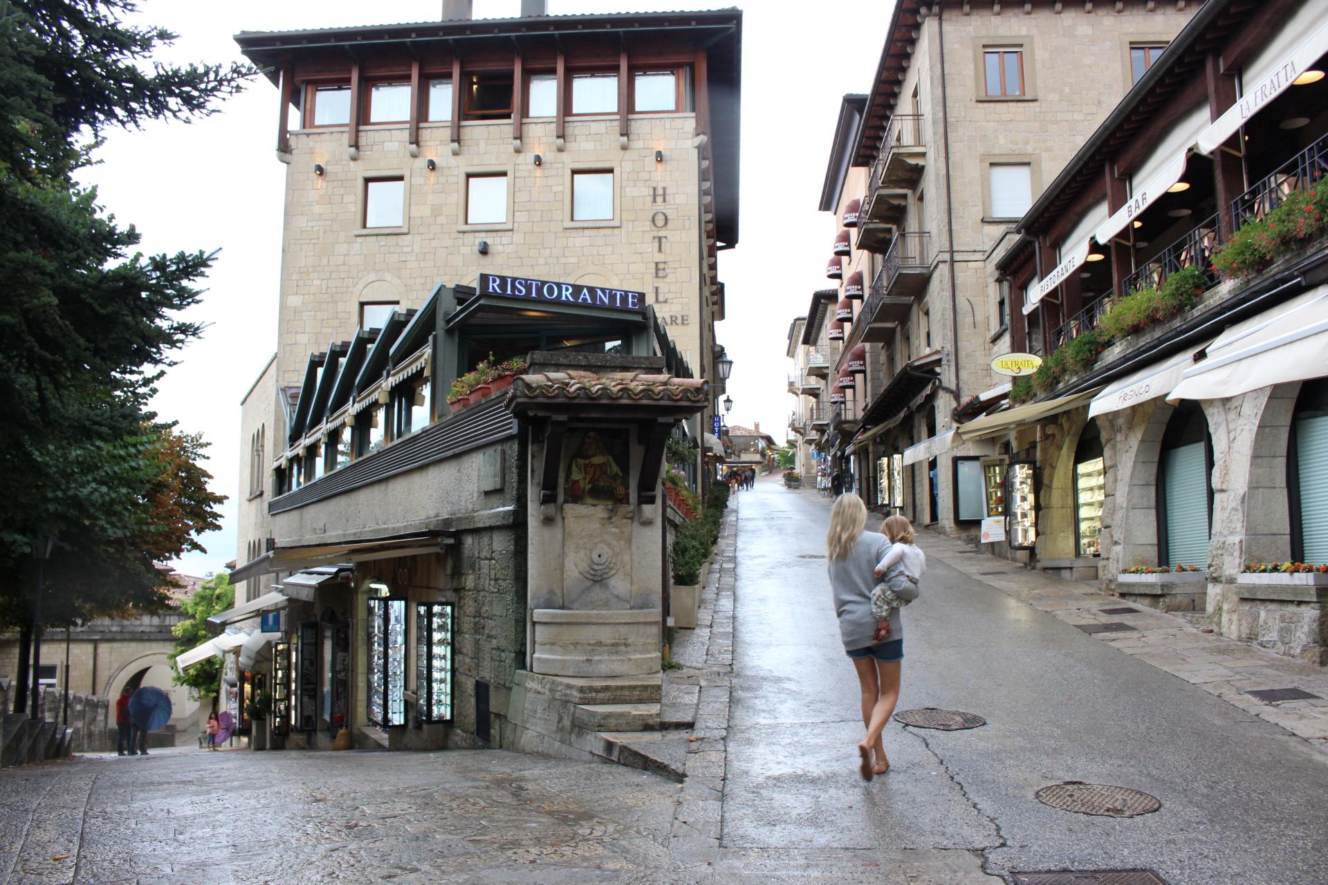 San Marino - Travel Mad Mum