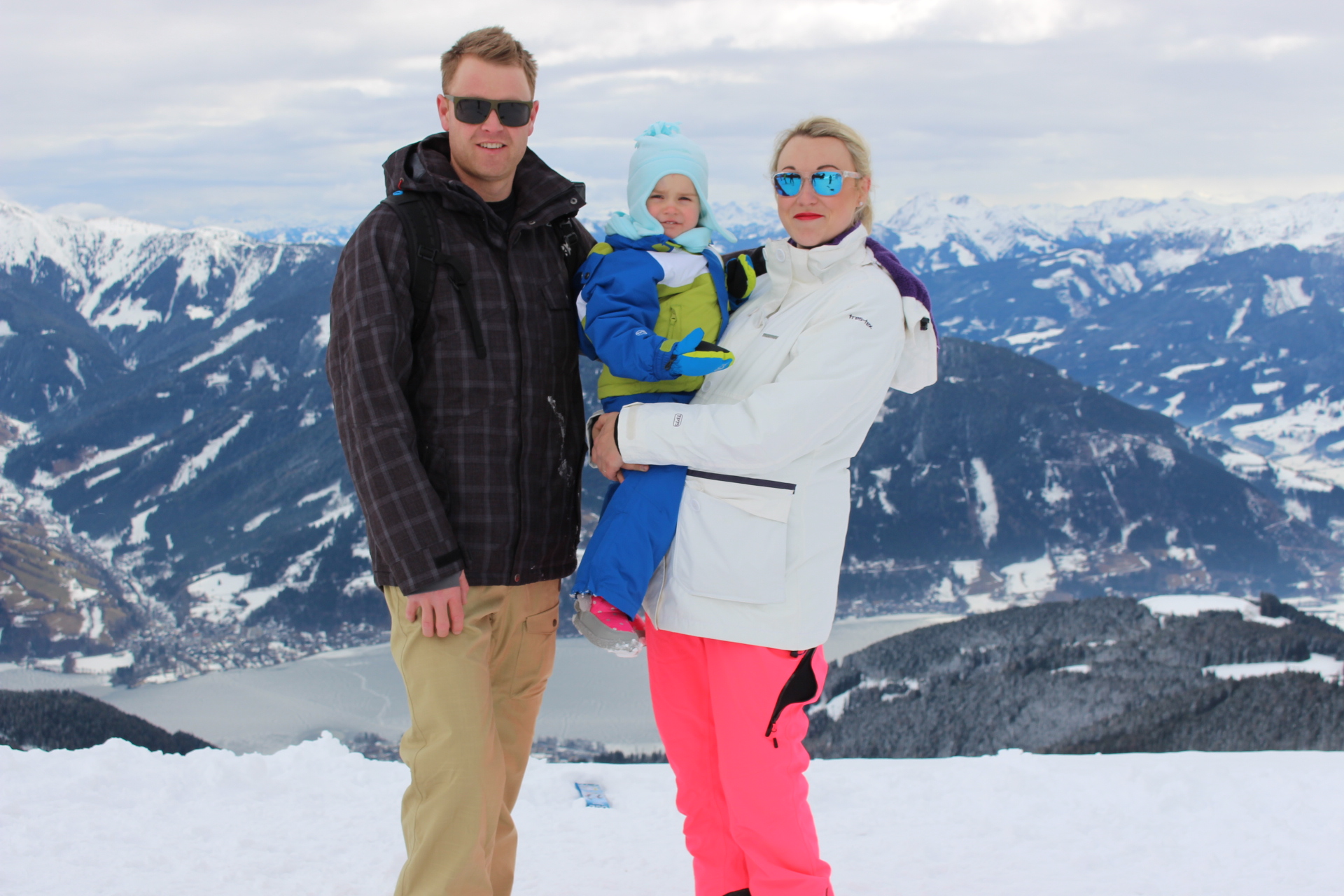 A winter trip to Austria with kids