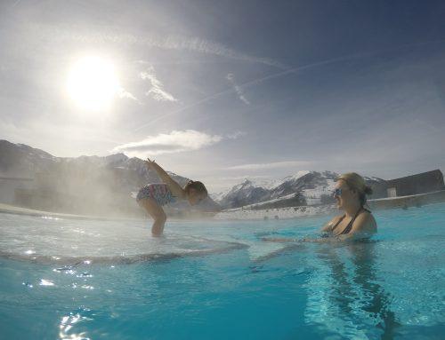 A winter trip to Austria with kids