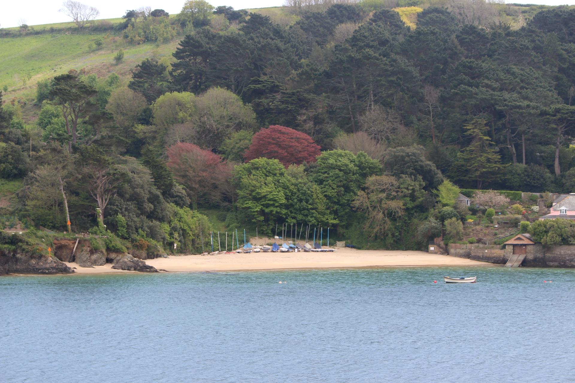 A weekend in Salcombe, Devon