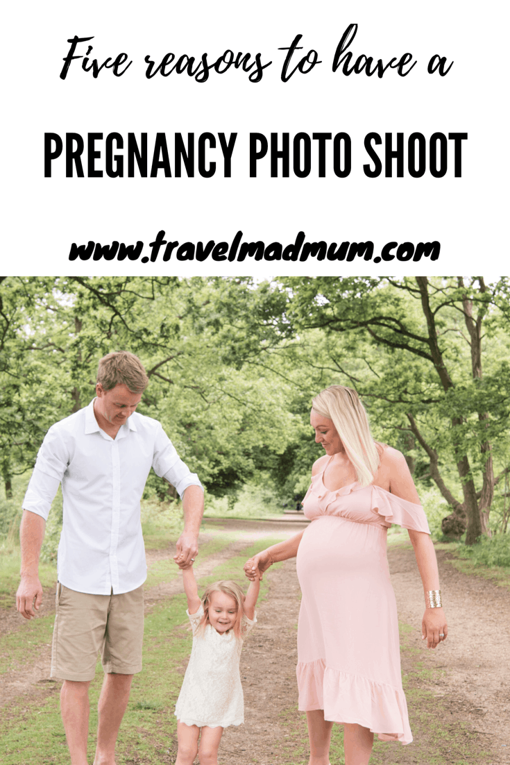 five reasons to have a pregnancy photo shoot