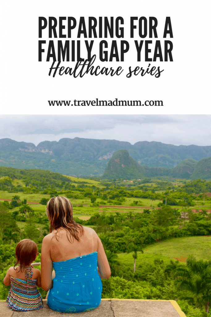 Preparing for a family gap year