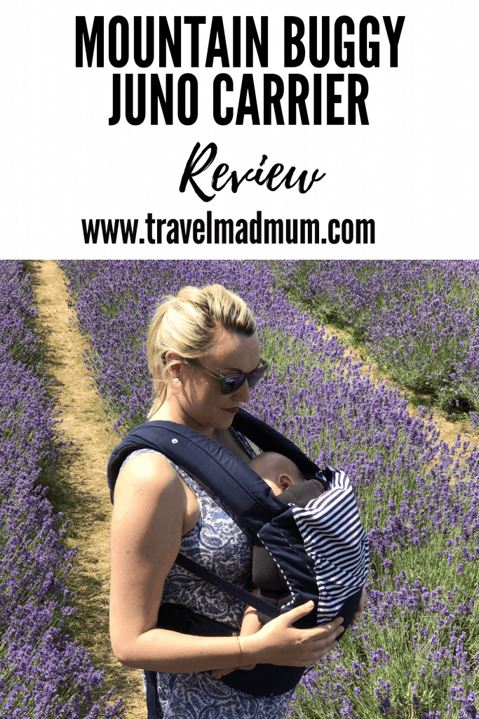 Mountain Buggy Juno Carrier Review