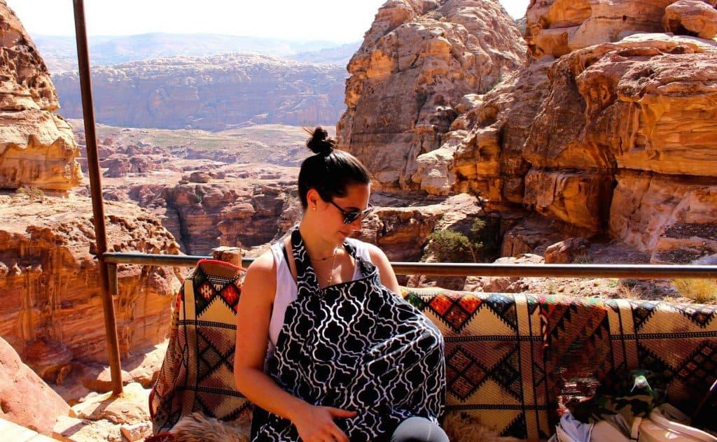 breastfeeding when travelling