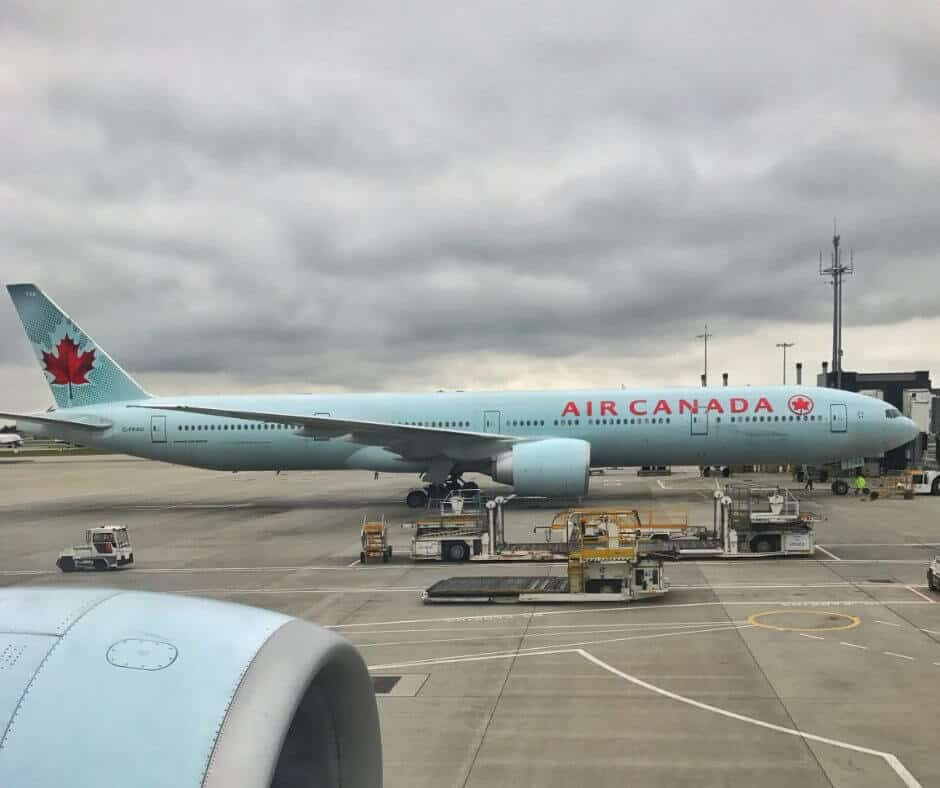 Flying Premium Economy Air Canada | A Review By a Frequent Flyer