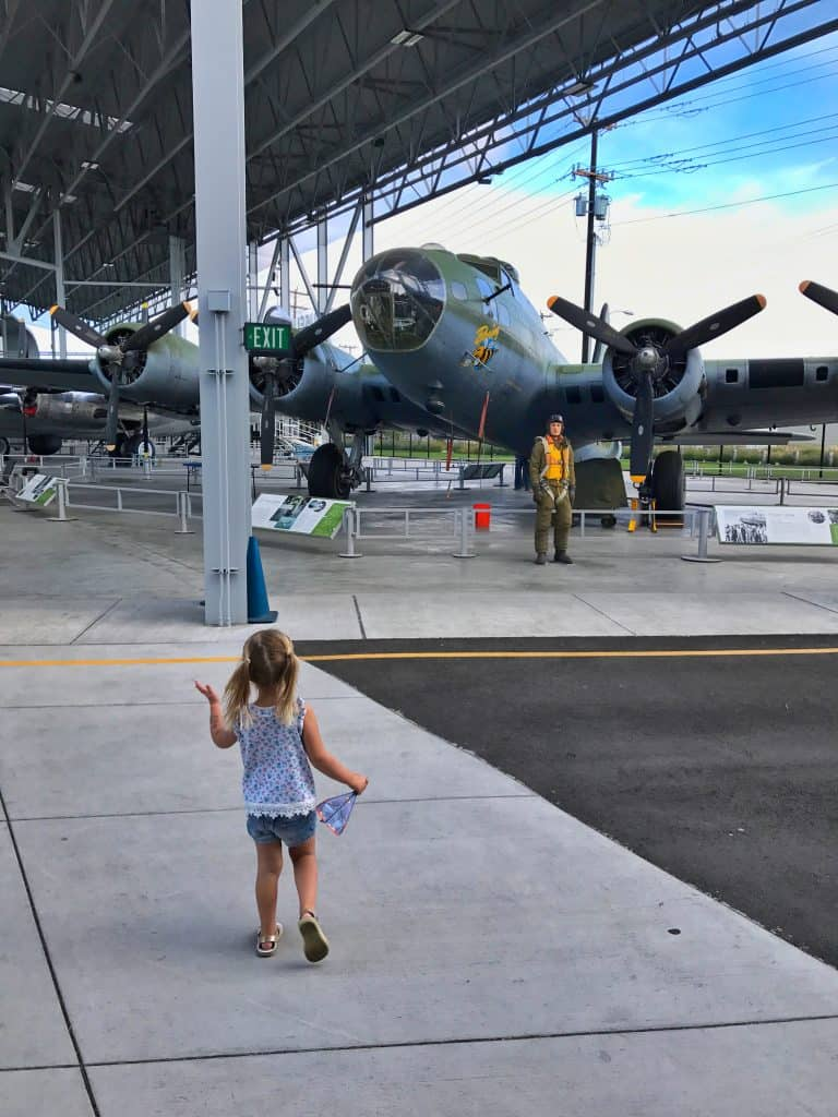 Things for kids to do in Seattle - Museum of Flight