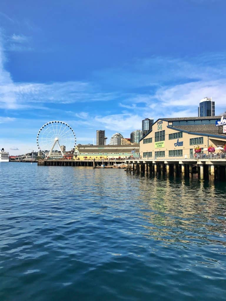 Top things to do in Seattle - Seattle Waterfront