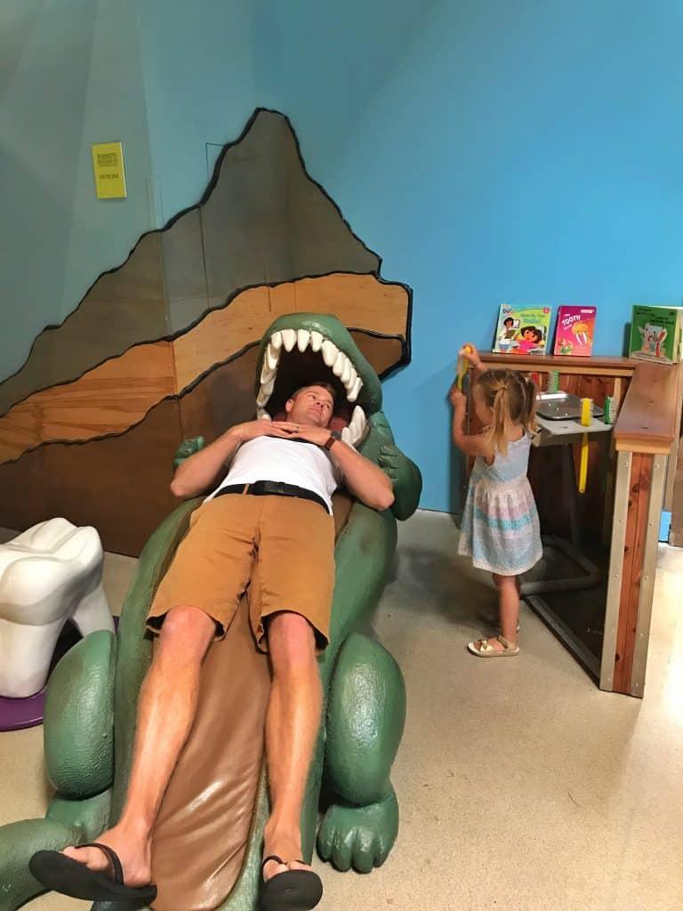 toddler activities portland Children's Museum