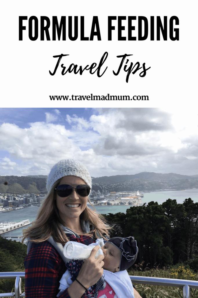 formula feeding travel tips
