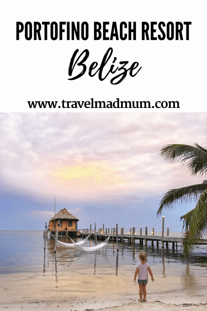 Portofino Beach Resort, Belize