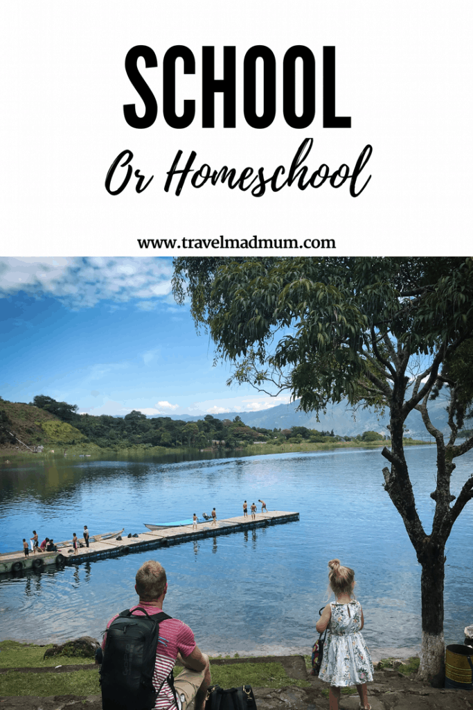 SCHOOL OR HOMESCHOOL?