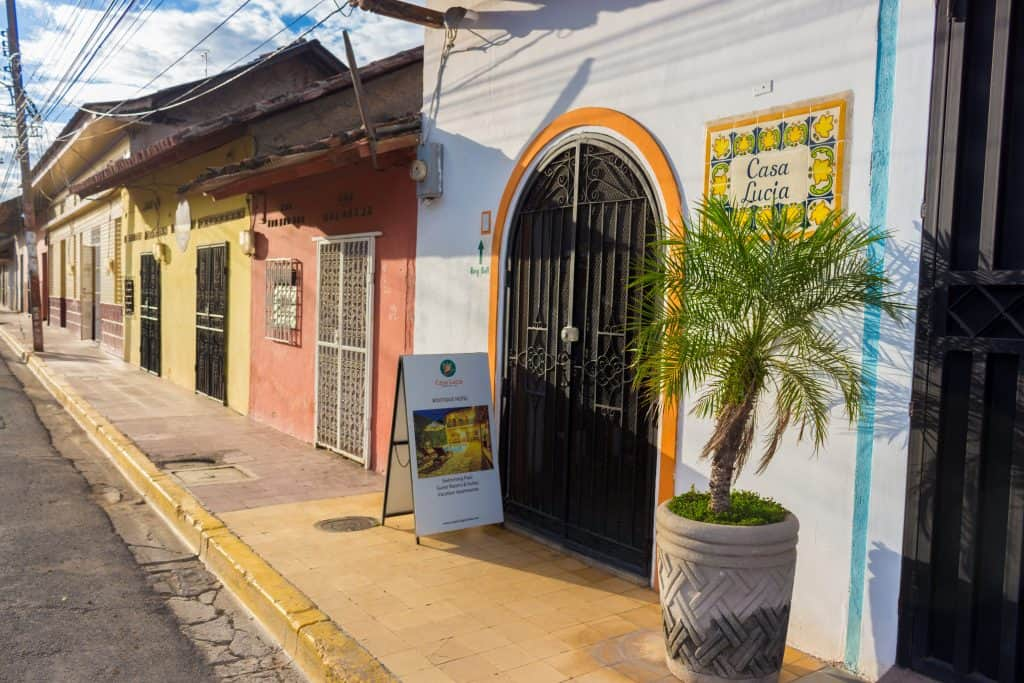 Casa Lucia Boutique Hotel - Where to stay in Granada, Nicaragua