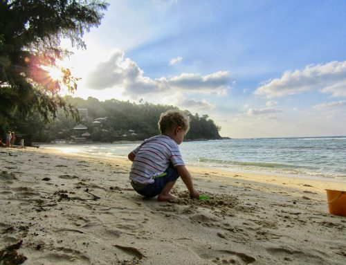 KOH PHANGAN WITH KIDS