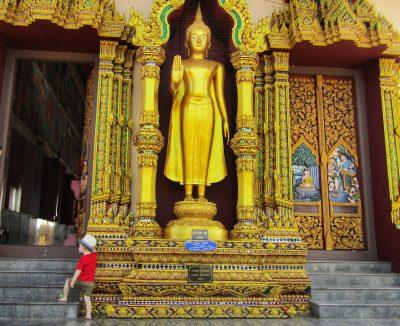 Koh Samui temple