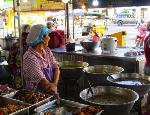 FIVE REASONS TO VISIT THAILAND