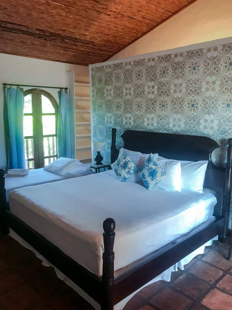 Casa Lucia Boutique Hotel King Suite- Where to stay in Granada, Nicaragua