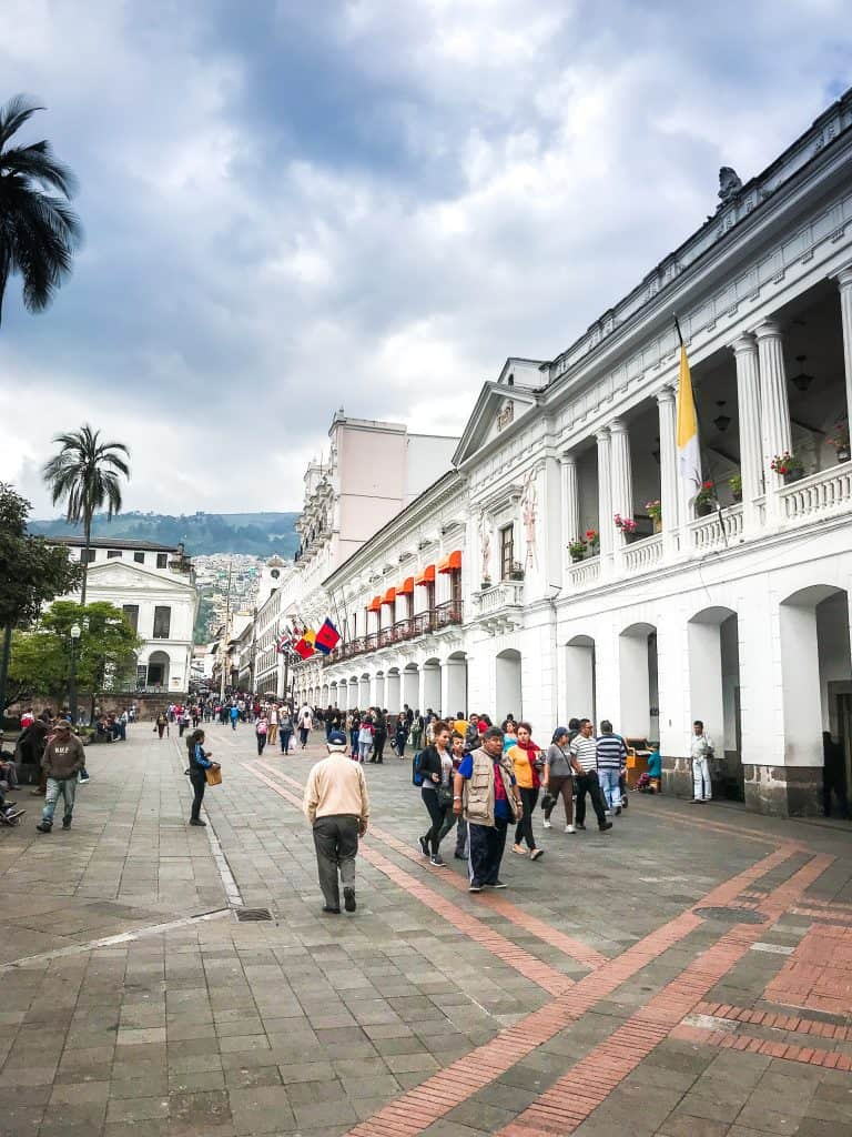 QUITO, ECUADOR WITH KIDS