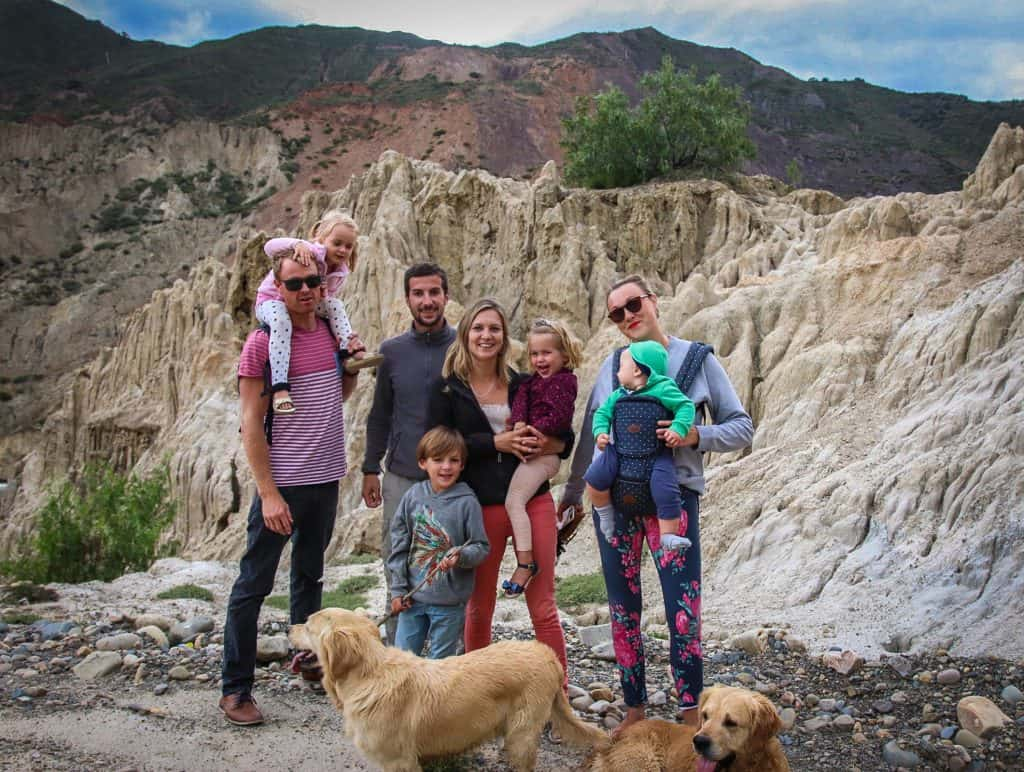Bolivia With Kids