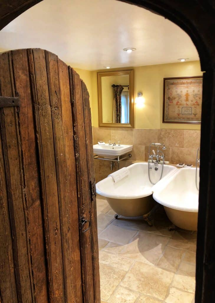 Bailiffscourt Baylies bathroom
