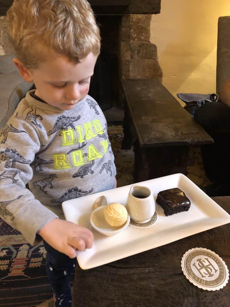 Bailiffscourt kids dessert