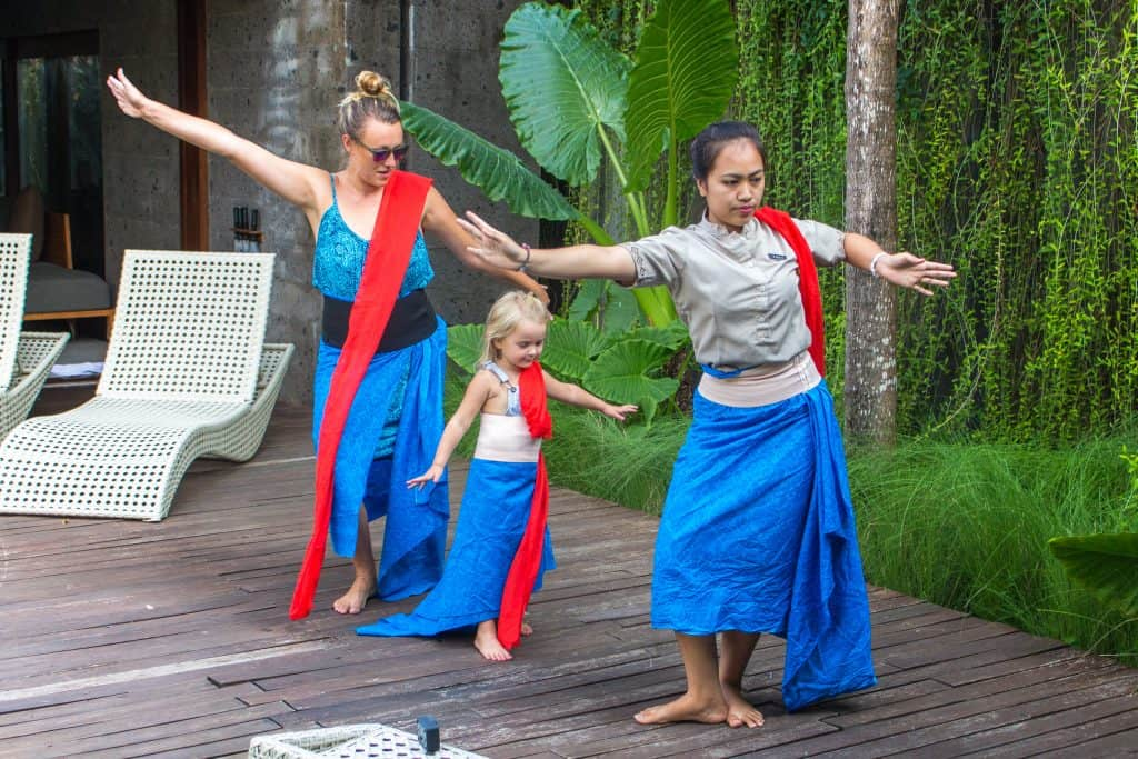 Where to stay in Canggu with kids