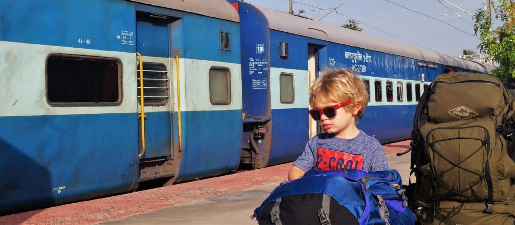 TIPS FOR TRAVELLING IN INDIA WITH KIDS