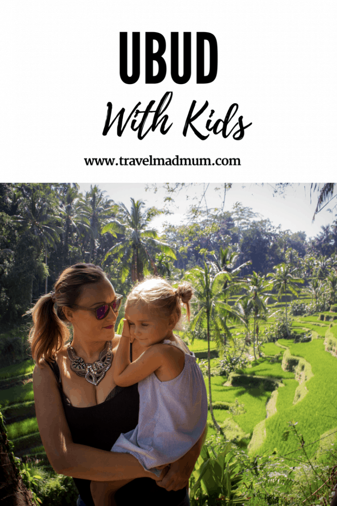UBUD WITH KIDS