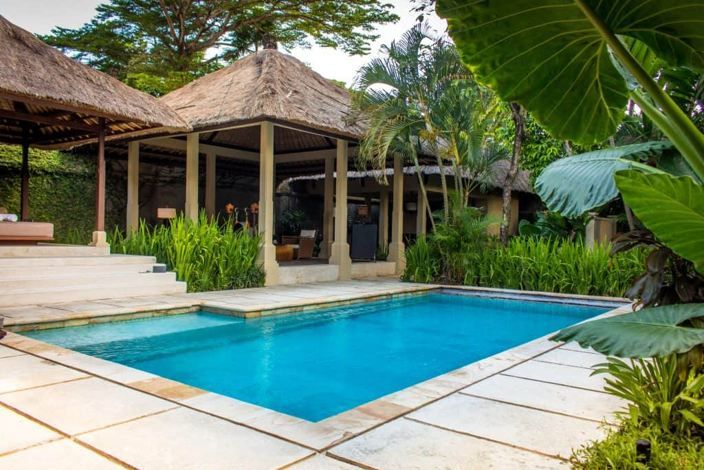 luxury private villas in Sanur