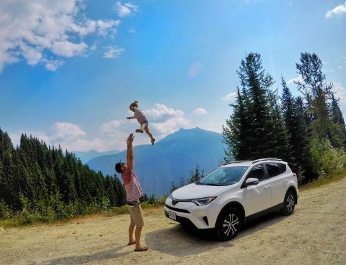 TOP TIPS FOR TAKING A ROAD TRIP WITH KIDS