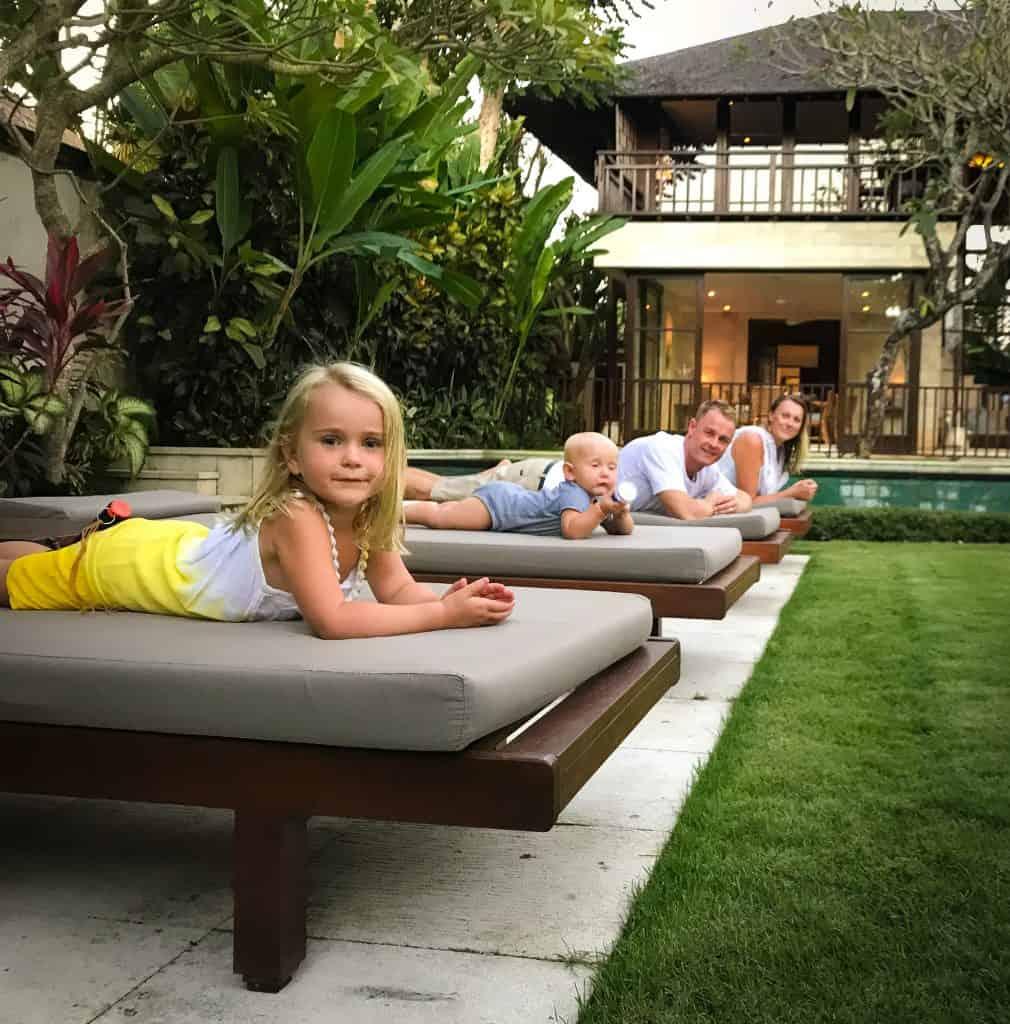 Bali with a Baby - Bali Vacation
