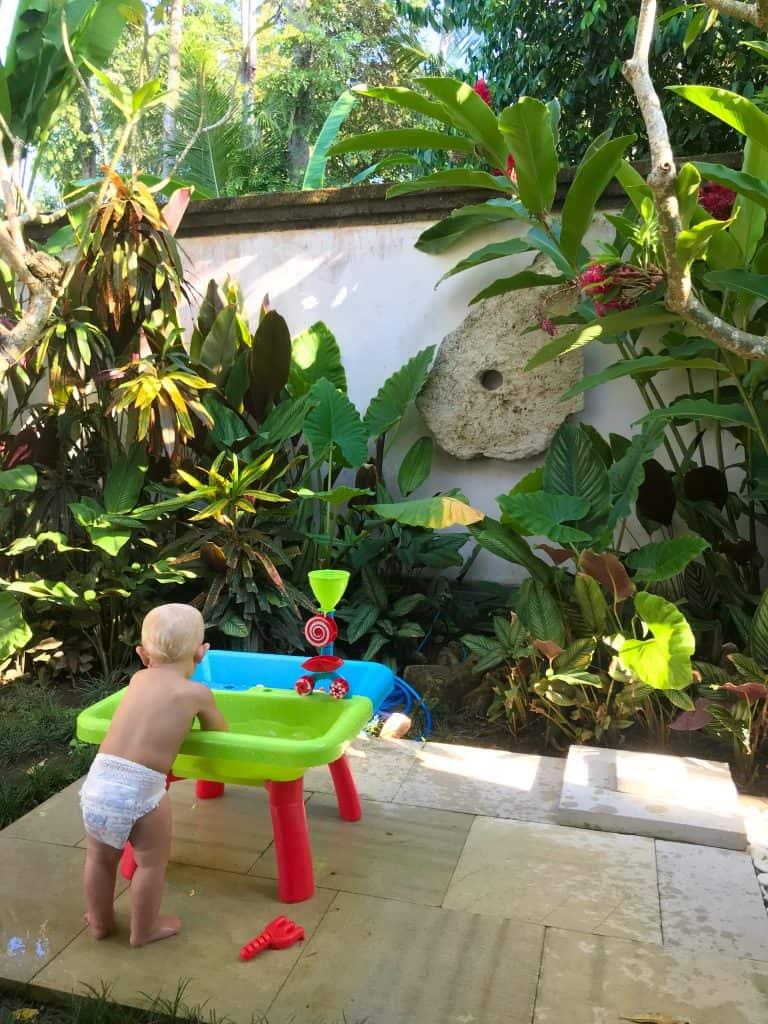 bali baby rental