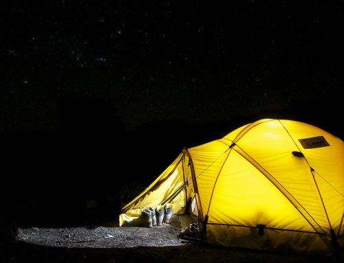 3 Tips to Get a Good Night's Sleep Outdoors