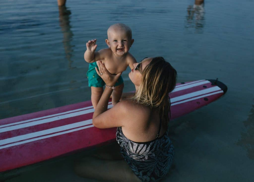WHY I TOOK MY BABY ON AN ADVENTURE