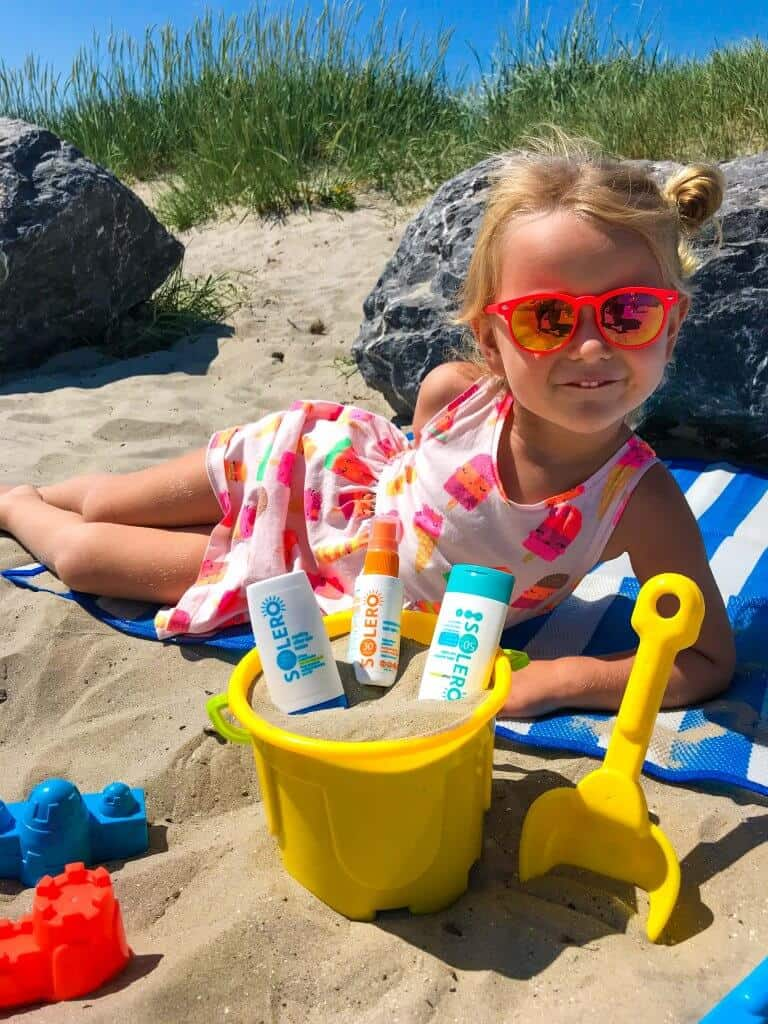 BEST SUNCREAM FOR KIDS