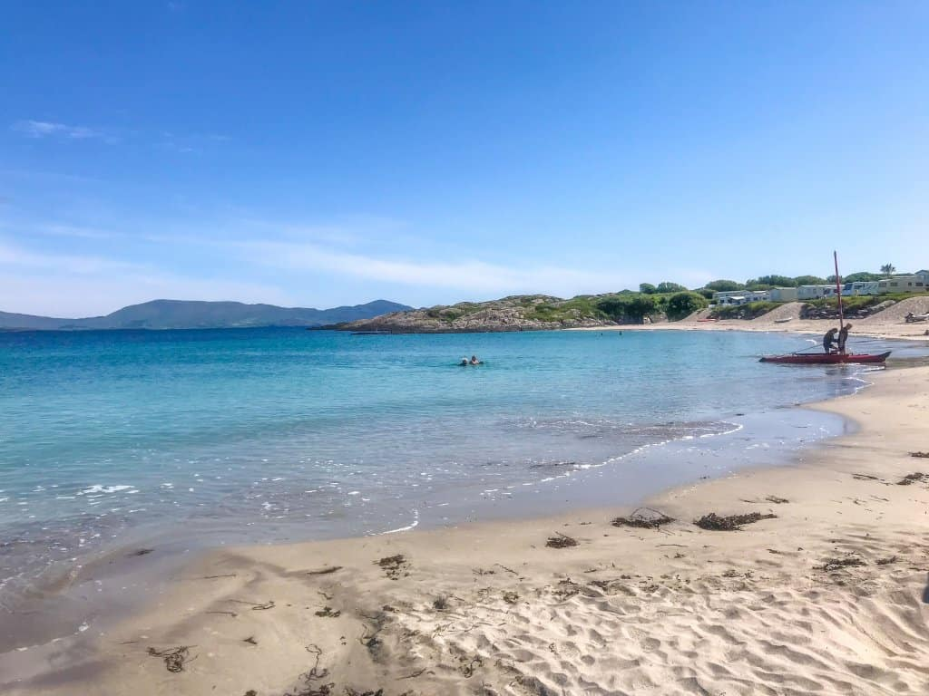 Castlecove Beach, Ireland - Ring of Kerry