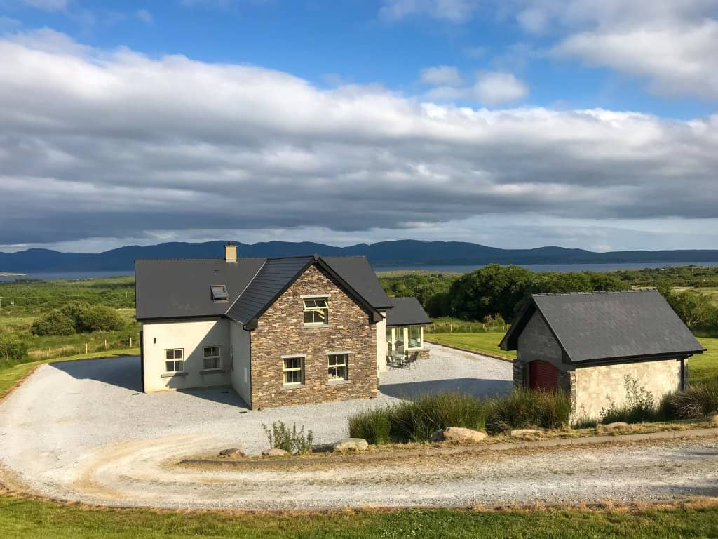 Where to Stay Ring of Kerry - Sykes Cottage