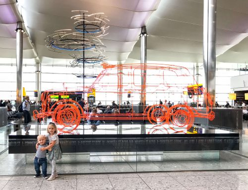 SERVICES AT HEATHROW AIRPORT YOU DIDN'T KNOW ABOUT