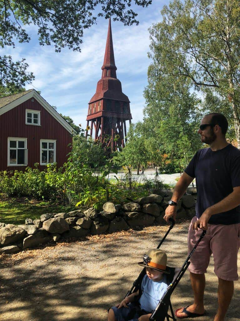 Stockholm with kids