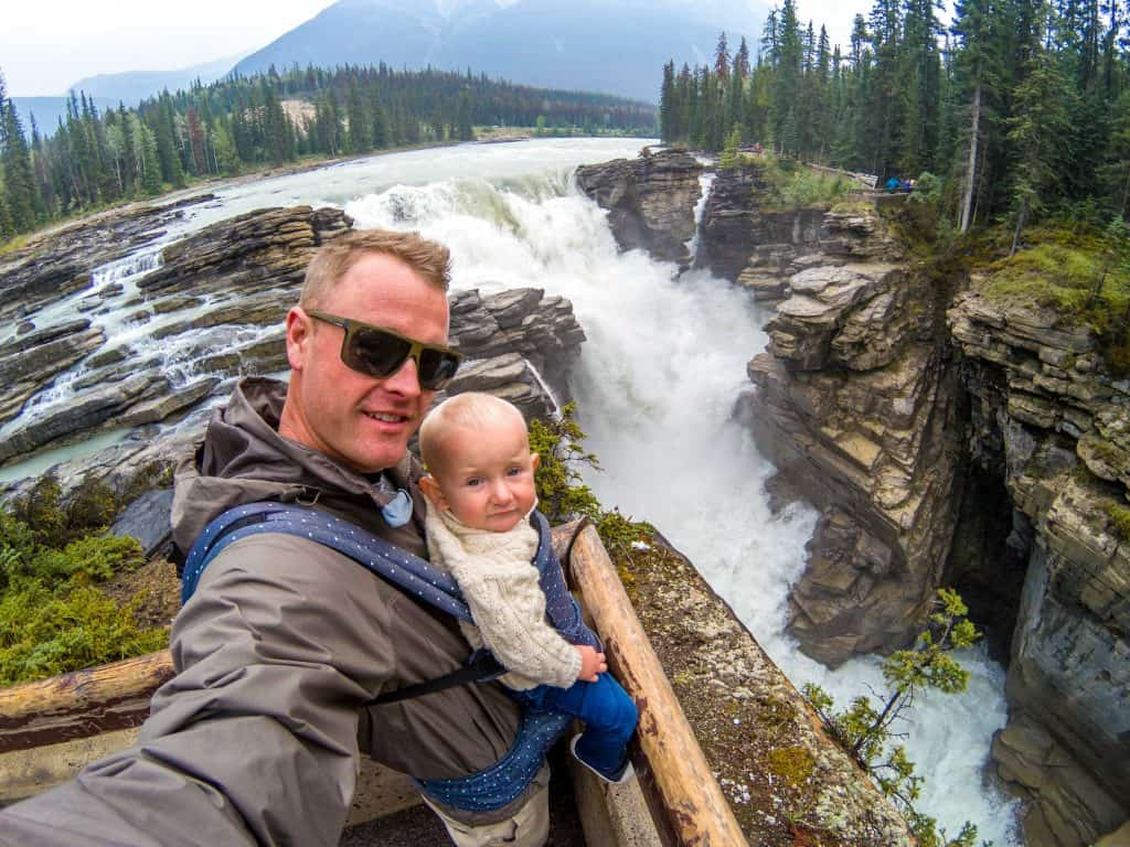 Athabasca Falls - Things to do in Alberta, Canada