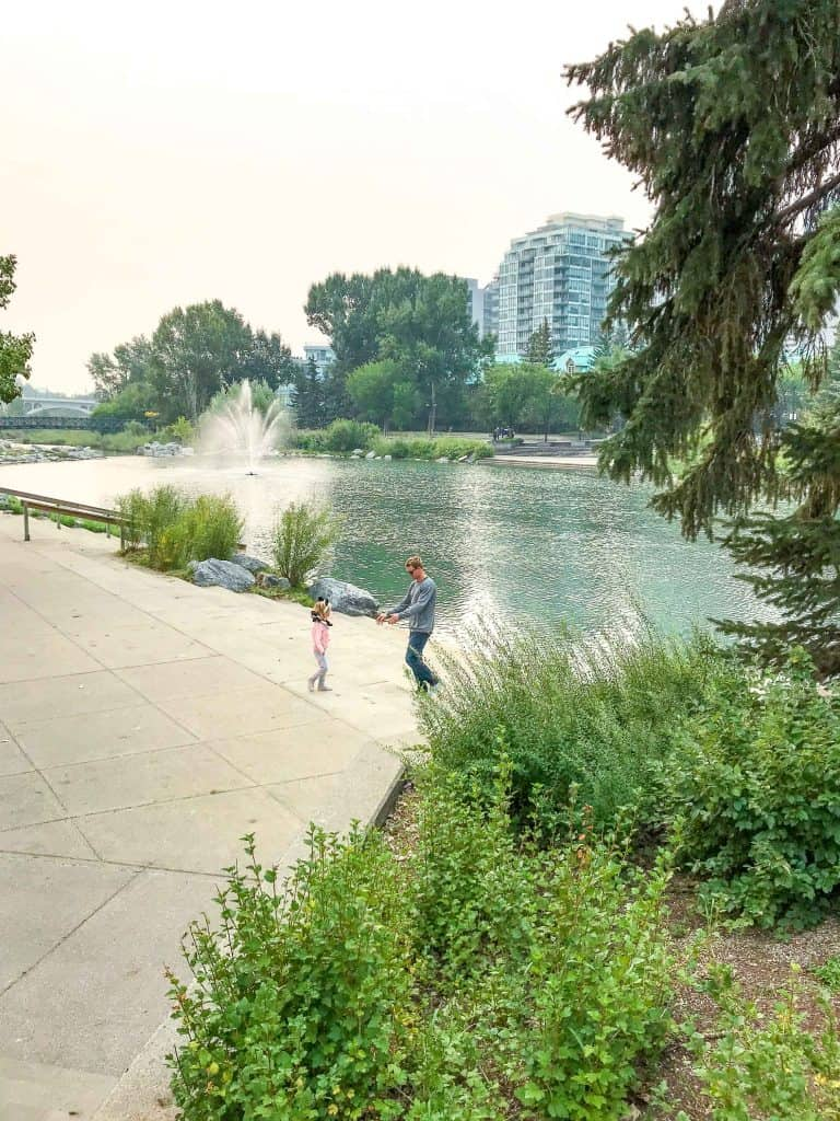 Things to do in Alberta, Canada - Prince's Island Park, Calgary