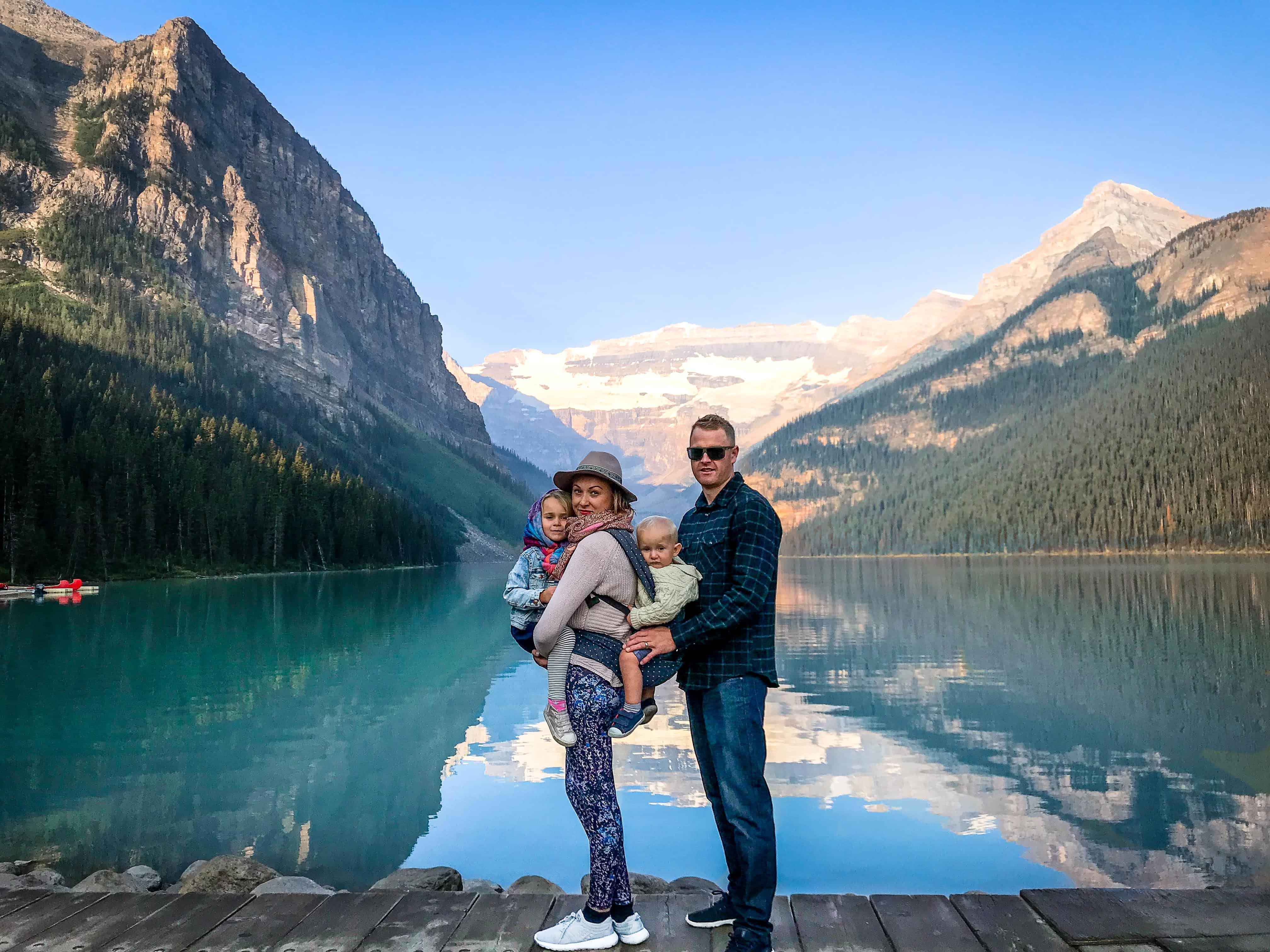 Calgary to Vancouver Road Trip - Canada - A Travel Mad Mum Guide